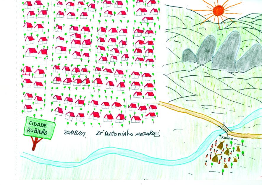 15.desenho maxakali