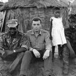 O estar vivo da fotografia: imagens que interpelam a guerra em papel descripto